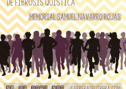 XIV CARRERA POPULAR  Y REUNIÓN DE ATLETISMO A BENEFICIO DE LA ASOCIACIÓN ANDALUZA DE FIBROSIS QUÍSTICA MEMORIAL SAMUEL NAVARRO ROJAS