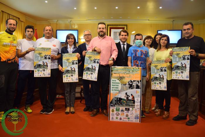 Presentación Oficial del evento solidario Muévete por la Fibrosis Quística