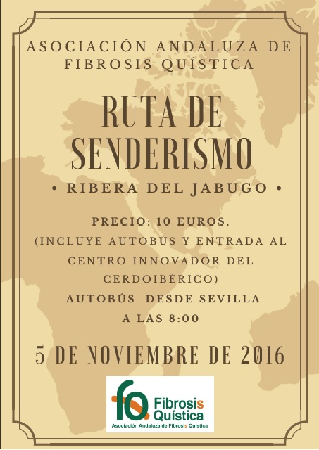 Ruta de Senderismo «Rivera del Jabugo»