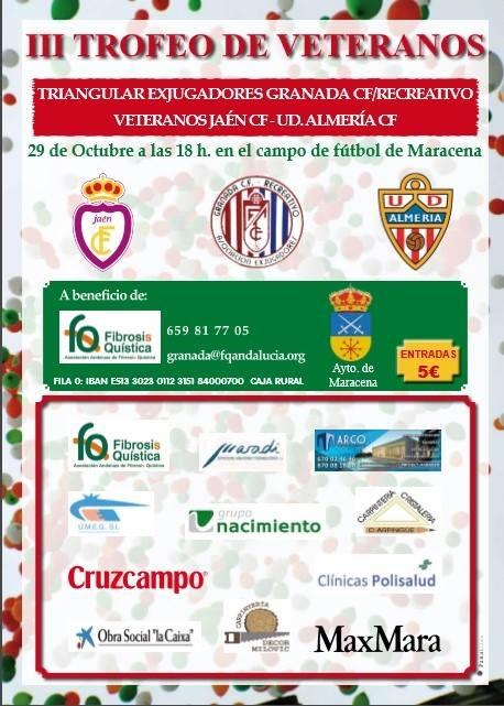 III Trofeo de Veteranos en Granada