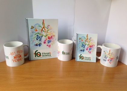 Nuevos Productos Solidarios de la AAFQ