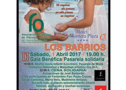 II Gala Benéfica Y Pasarela Solidaria en Los Barrios (Cádiz)