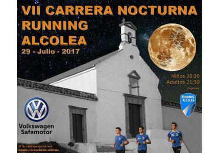 VII Carrera Nocturna Running Alcolea