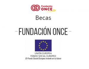 Becas 'Oportunidad al Talento» de Fundación Once