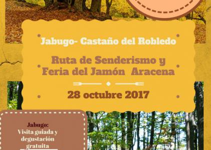 Ruta de Senderismo «Jabugo-Cataño del Robledo»