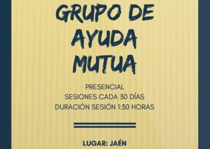 GAM (Grupo de Ayuda Mutua) Dirigido a Madres y Padres en Jaén