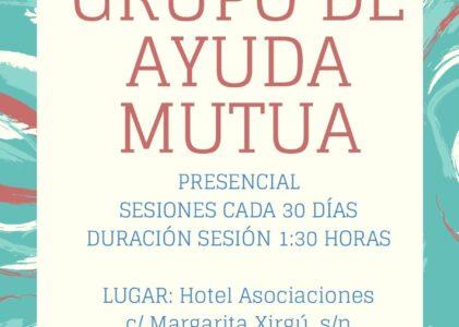 GAM (Grupo de Ayuda Mutua) Dirigo a madres y padres en Granada