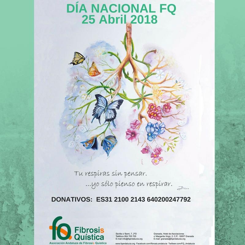 Día Nacional de Fibrosis Quística, 25 Abril (4º miércoles de Abril)