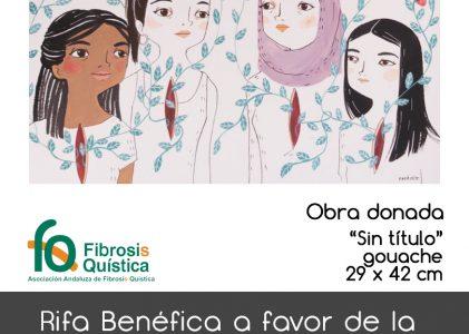RIFA BENÉFICA DE CUADROS DE LA EXPOSICIÓN «RESPIRARTE»