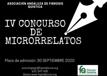 IV CONCURSO DE MICRORELATOS DE LA AAFQ