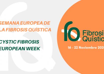 Semana Europea de la Fibrosis Quística, 16-22 de Noviembre 2020