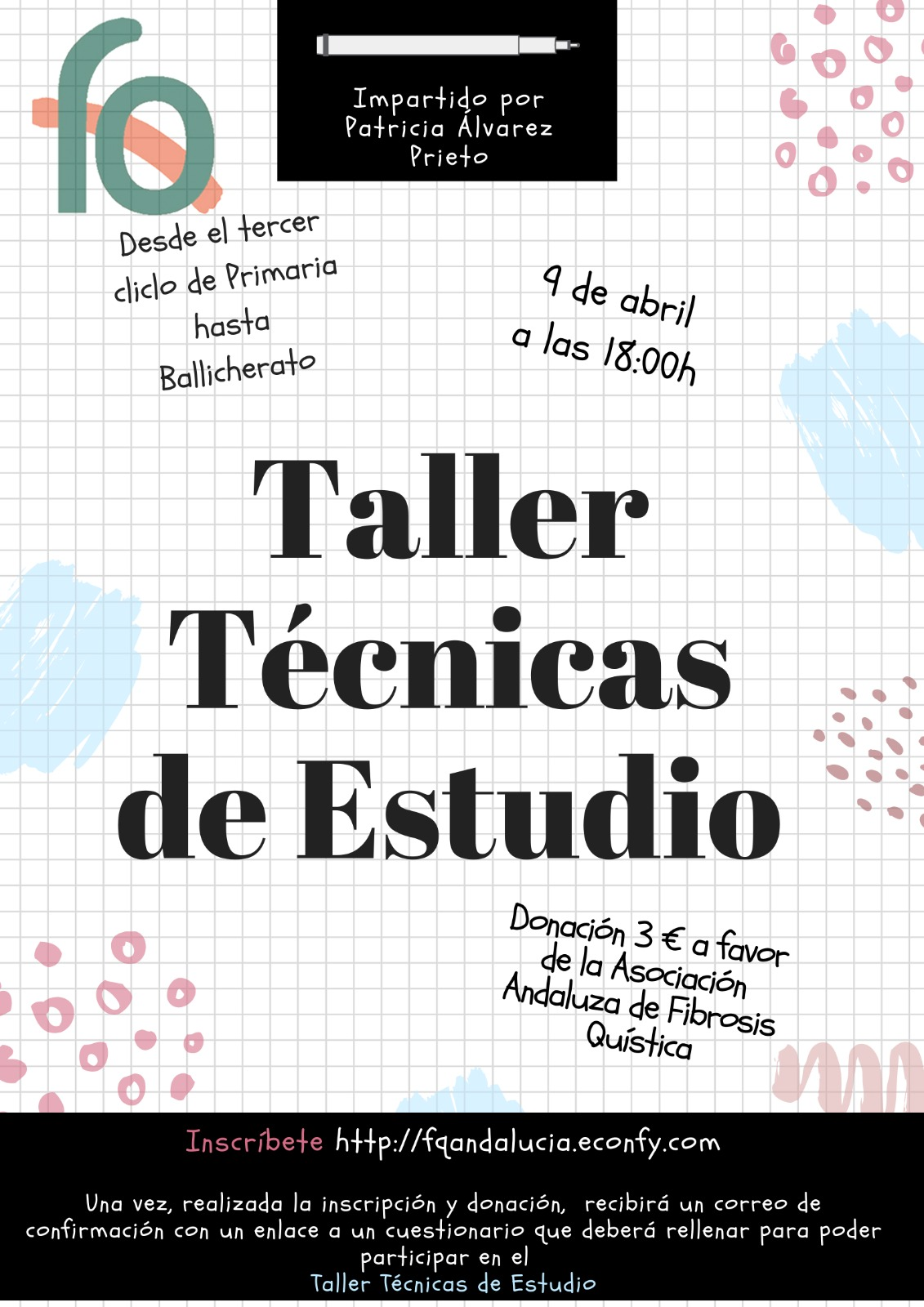 Taller de Técnicas de Estudio. Plataforma Aprendizaje Solidario