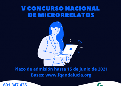 V CONCURSO NACIONAL DE MICRORRELATOS DE LA AAFQ